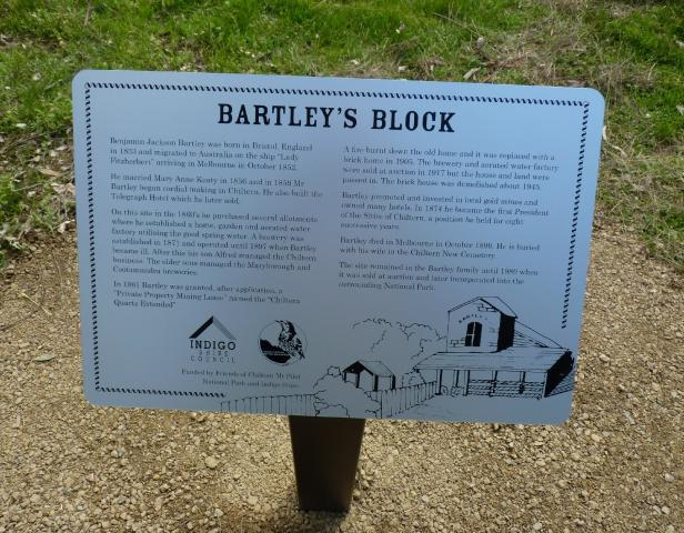 Bartley Plaque Sept 14th 2013