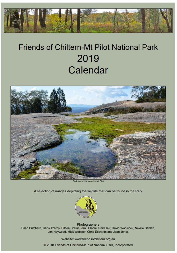 CalendarChiltern2019Cover